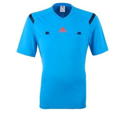 adidas 2014 Solar Blue Shirt