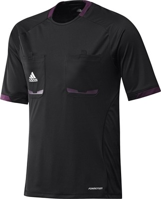 Referee12 Black Shirt