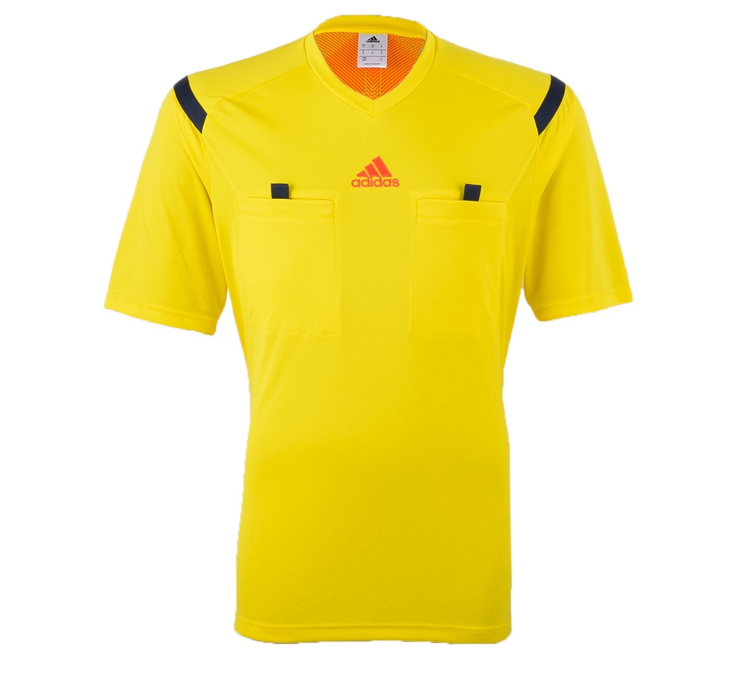 adidas 2014 Vivid Yellow Shirt
