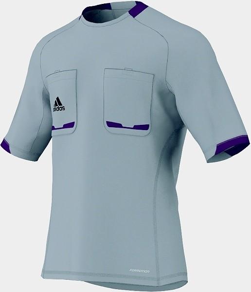 Referee12 Aluminium Shirt