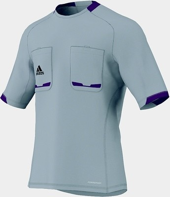Referee12 Aluminium Shirt