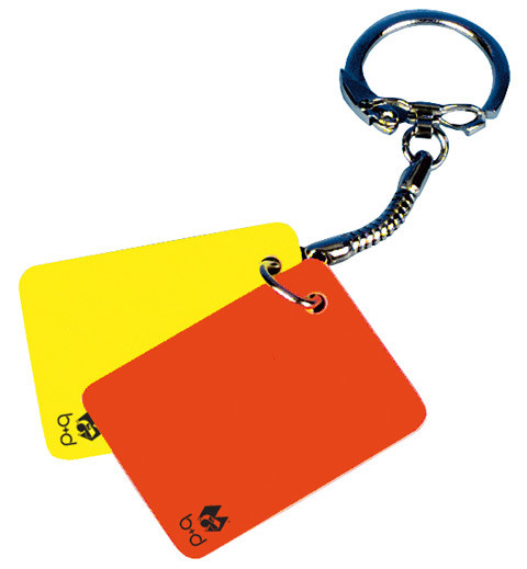 Card Keyring