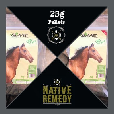 Equine Pellets Small - 25g