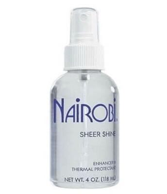 Nairobi Sheer Shine
