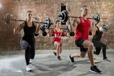 1 Year Unlimited Weight Training Classes