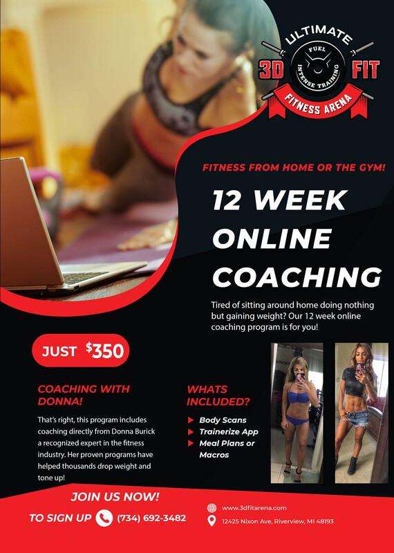 12 Week Coaching