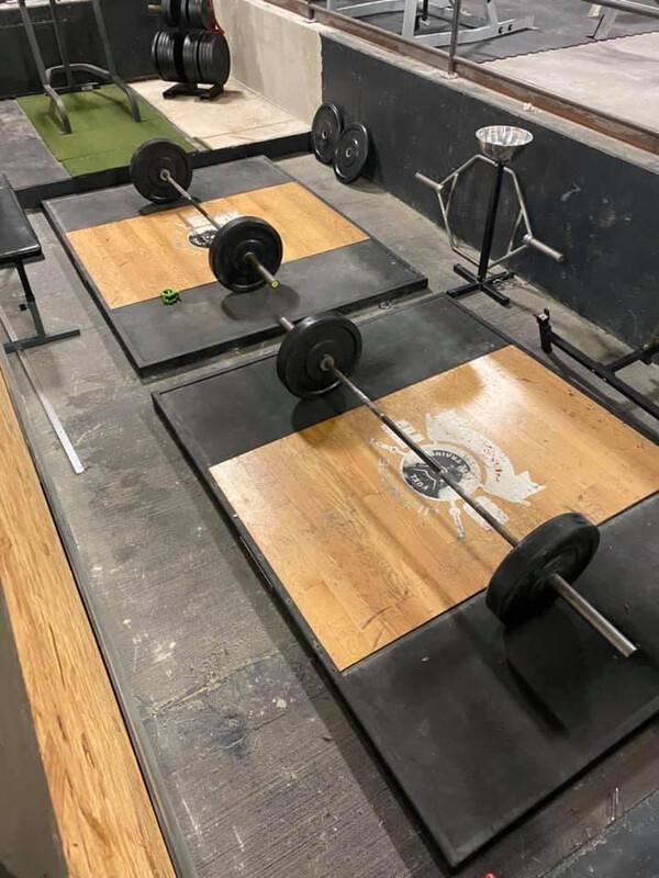 24 Hour Gym Access