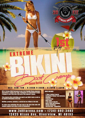 Extreme Bikini Bootcamp