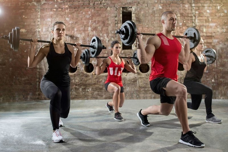 Group Weight Training