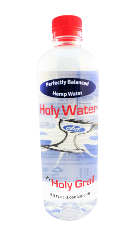 Holy Water CBD