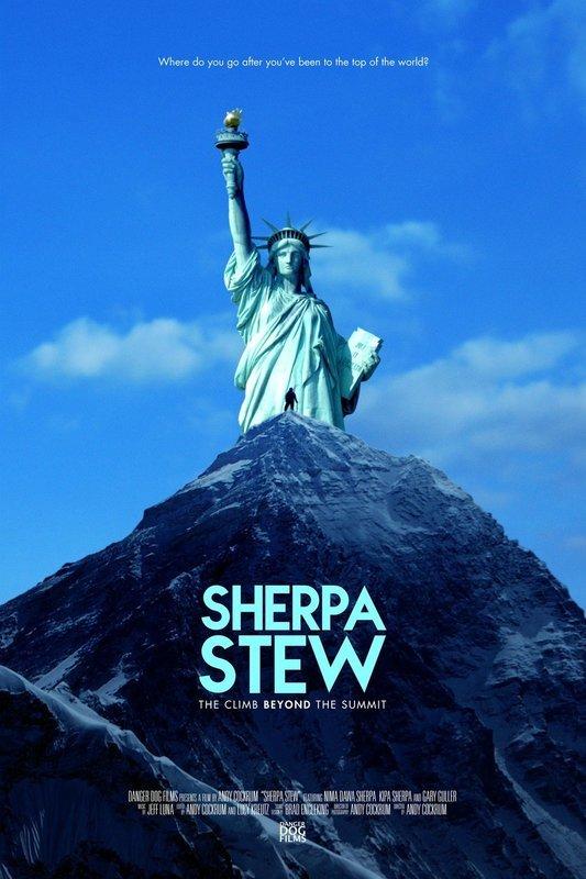 Sherpa Stew DVD (BluRay)