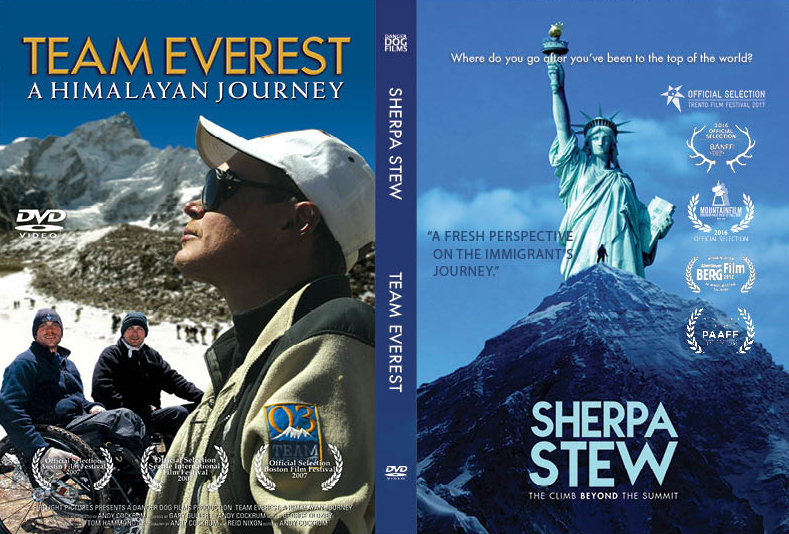 Inspire Combo Pack! Team Everest: A Himalayan Journey and Sherpa Stew