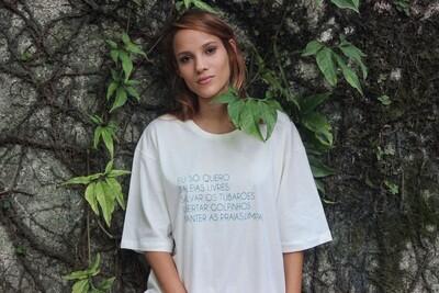 Camiseta Orgânica SEAMADE