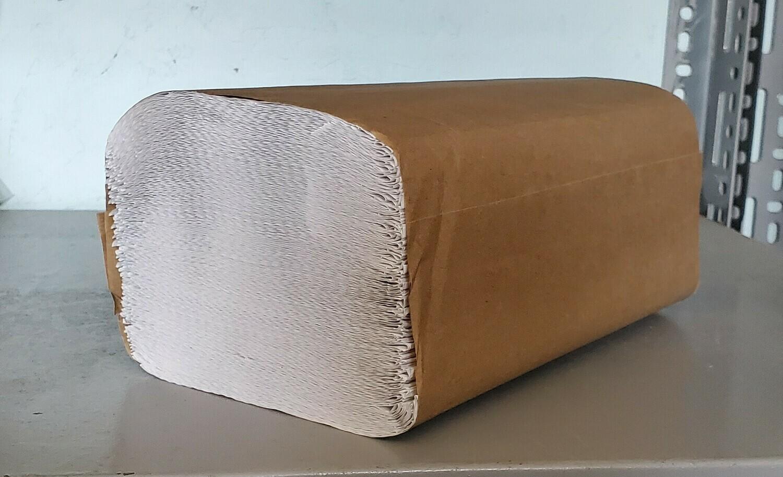 Cascade White Single Fold Paper Towel