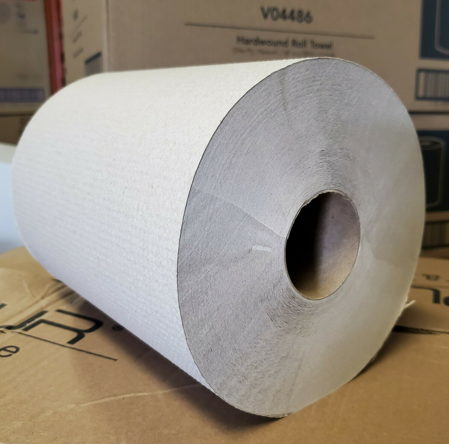 Rolled Kraft Paper Towel
