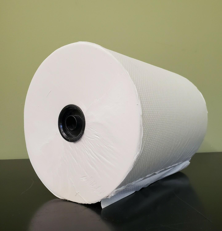 Premium White Paper Towel Rolls