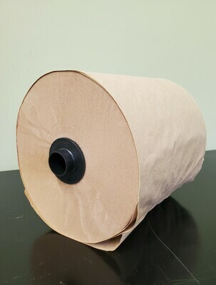 Kruger Esteem Rolled Kraft Paper Towel