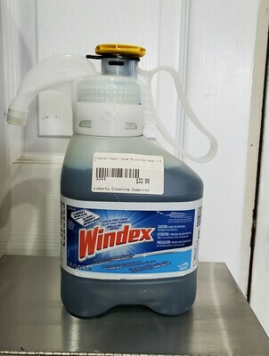 Cleaner Smart Dose Windex Multi-Surface 1.4L