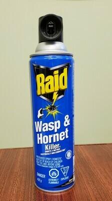 Bug - Raid Horet & Wasp