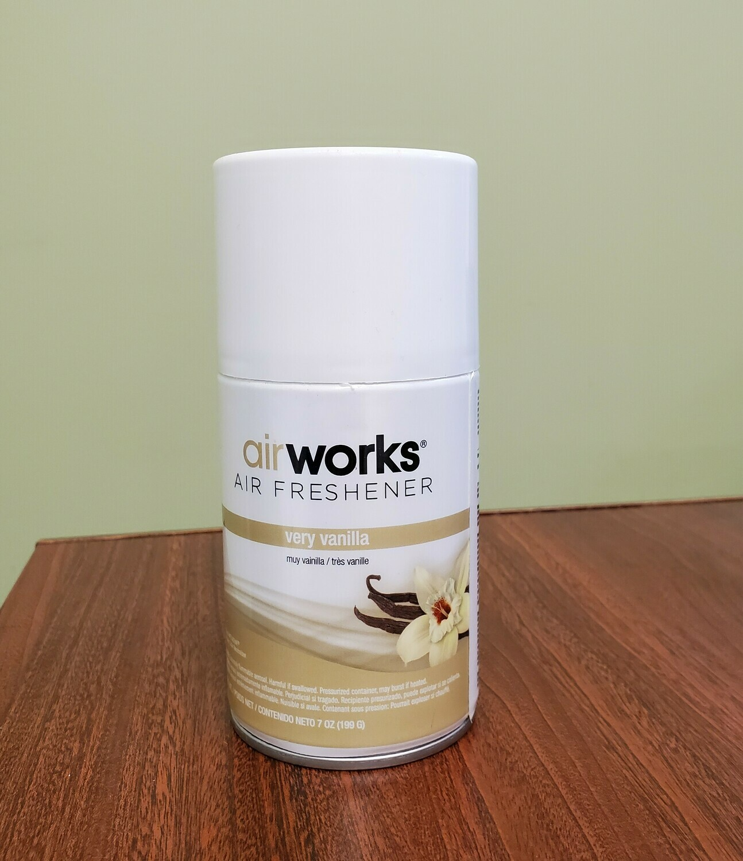 Air Works deodorizer Very Vanilla