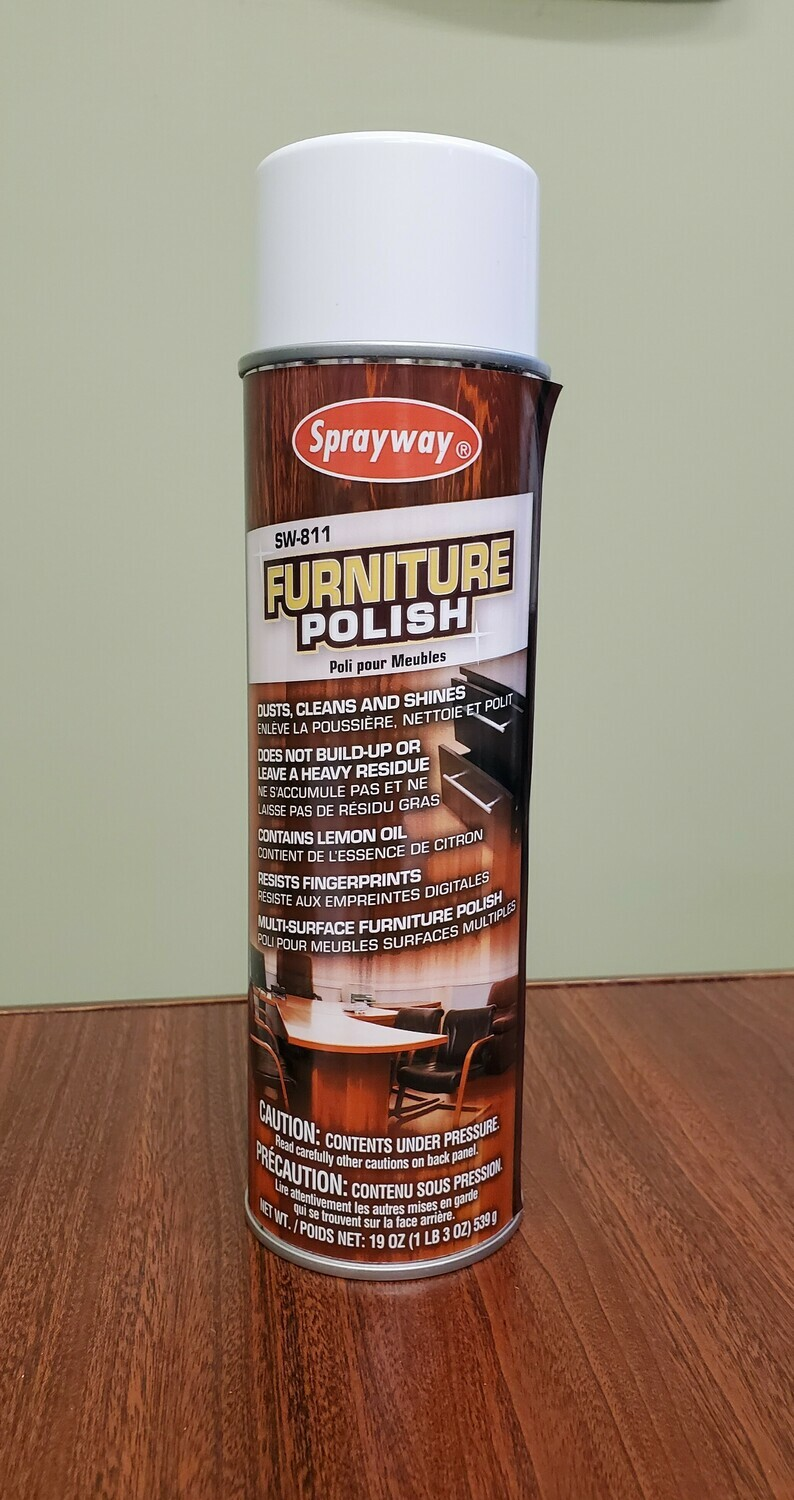 Sprayway Grill and Oven Cleaner