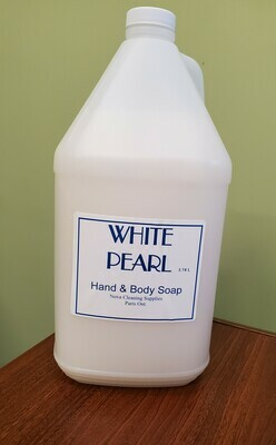White Pearl Lotion Soap