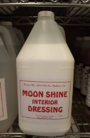 Tire - Moonshine Interior Dressing