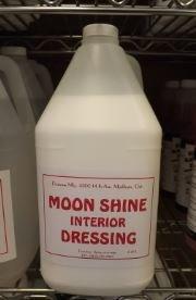 Tire - Moonshine Interior Dressing