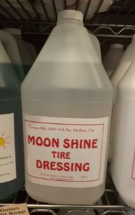 Tire - Moonshine Tire Dressing