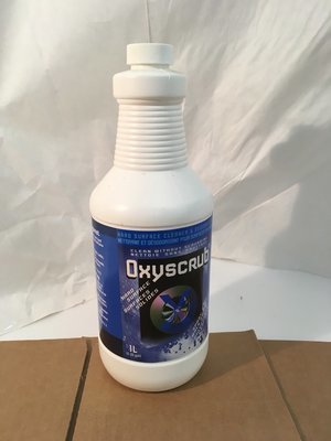 Cleaner Oxy Hard Surface Cleaner 1L