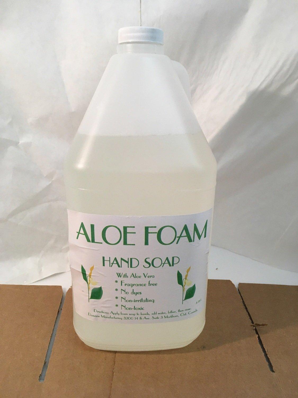 Hand Soap DV Aloe Foam