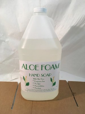 Hand Soap DV Aloe Foam