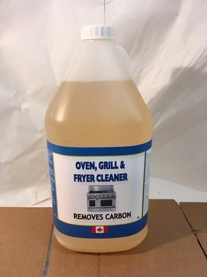 Degreaser - Oven & Grill Cleaner