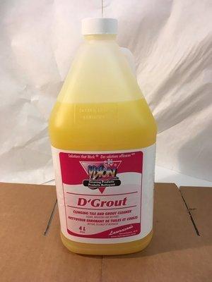Acid - D'Grout 4L