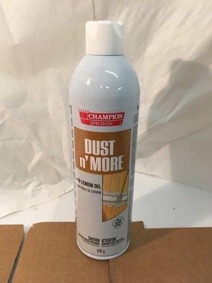 Dustmop Treatment - Champion with lemon oil