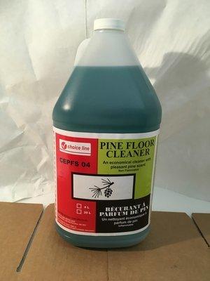Degreaser - Choice Line Pine Floor Scrub 4L