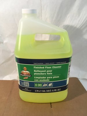 Cleaner Mr Clean Professional Finished Floor Cleaner