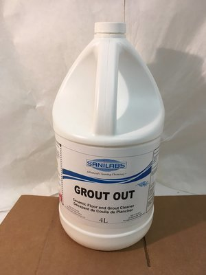 Acid - Grout Out 4L