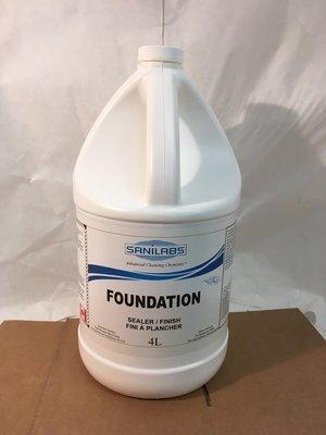 Foundation Sealer 4L