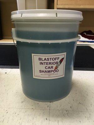 Carpet - Shampo Blastoff Interior Shampo