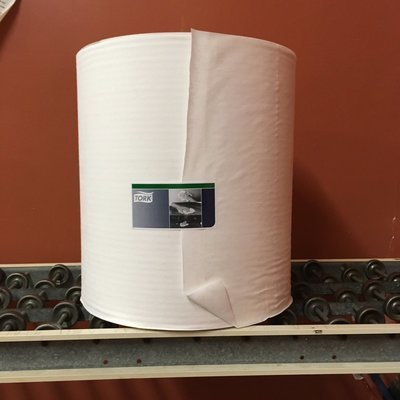 Wiper - Work Heavy-Duty Cleaning Cloth Giant Roll 710'/roll