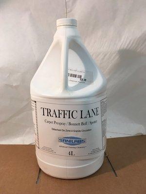 Carpet Sani-Traffic Lane 4L
