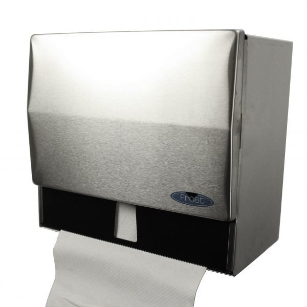 Paper Towel-Chrome Universal Frost-103