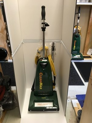 Vacuum Cleaner New Upright CleanMax - Manual Quick Draw