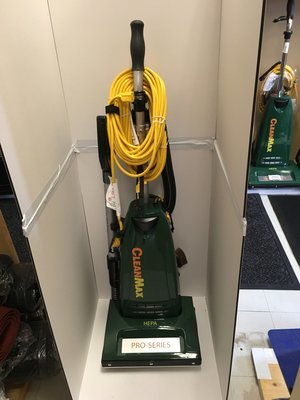 Vacuum Cleaner New Upright CleanMax - Deluxe Quick Draw