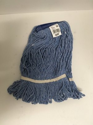 Wet Mop Head Small Looped Blue Marino