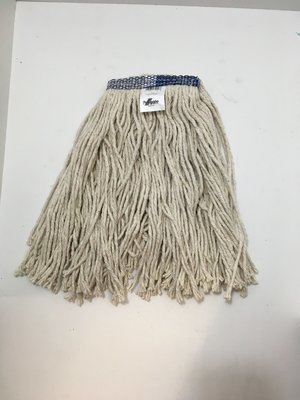 Wet Mop Head 16oz Furgale Cotton Cut End