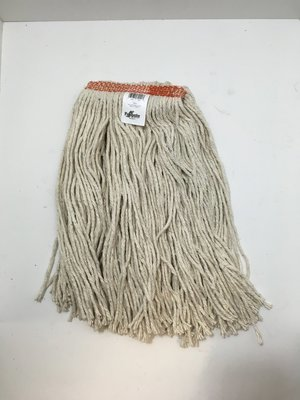 Wet Mop Head 20oz Furgale Cotton Cut End