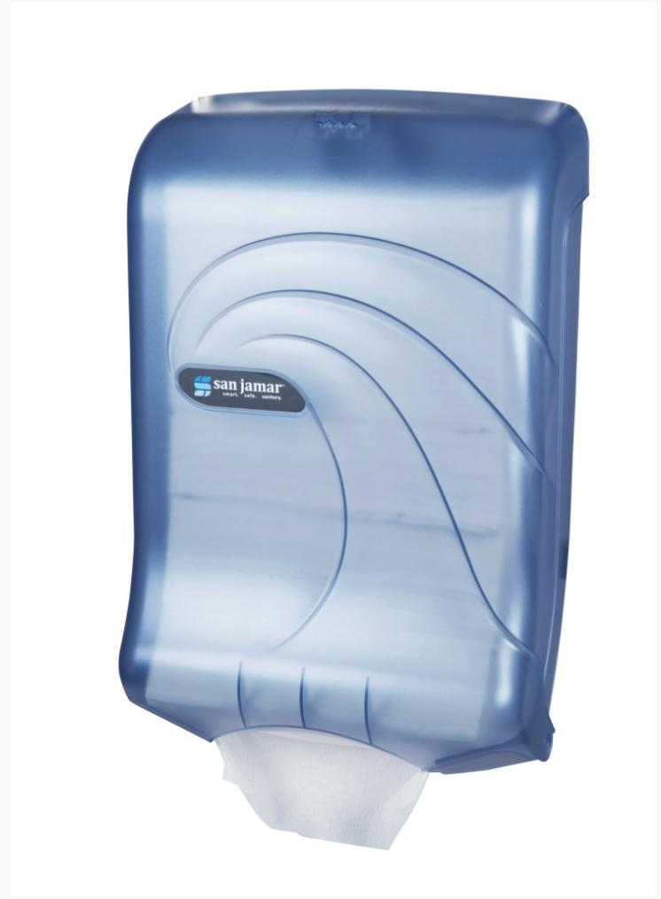 Paper Towel Blue Dispenser Multifold