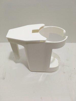 Toilet Bowl Caddie White